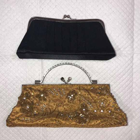 various Handbags - 🌟2 Evening Bags/clutches- perfect for nights out